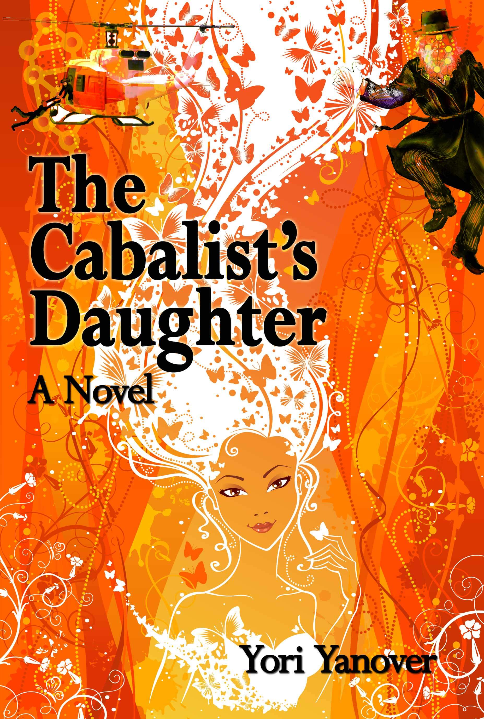 The Cabalist's Daughter (cover)