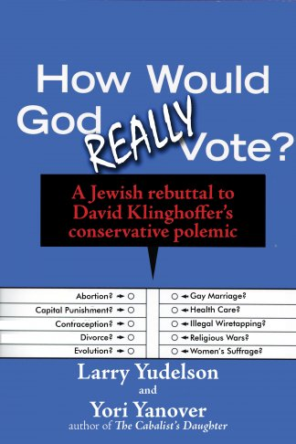 How Would God REALLY Vote? (cover)