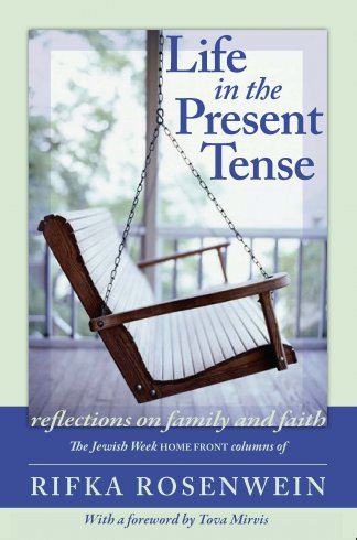 Cover of Life in the Present Tense