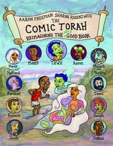 The Comic Torah (cover)