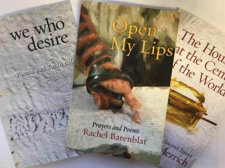 Jewish poetry published by Ben Yehuda Press in 2016