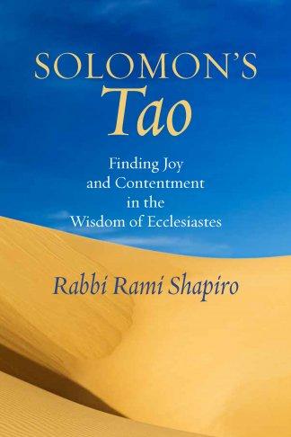 [Cover: Solomon's Tao]